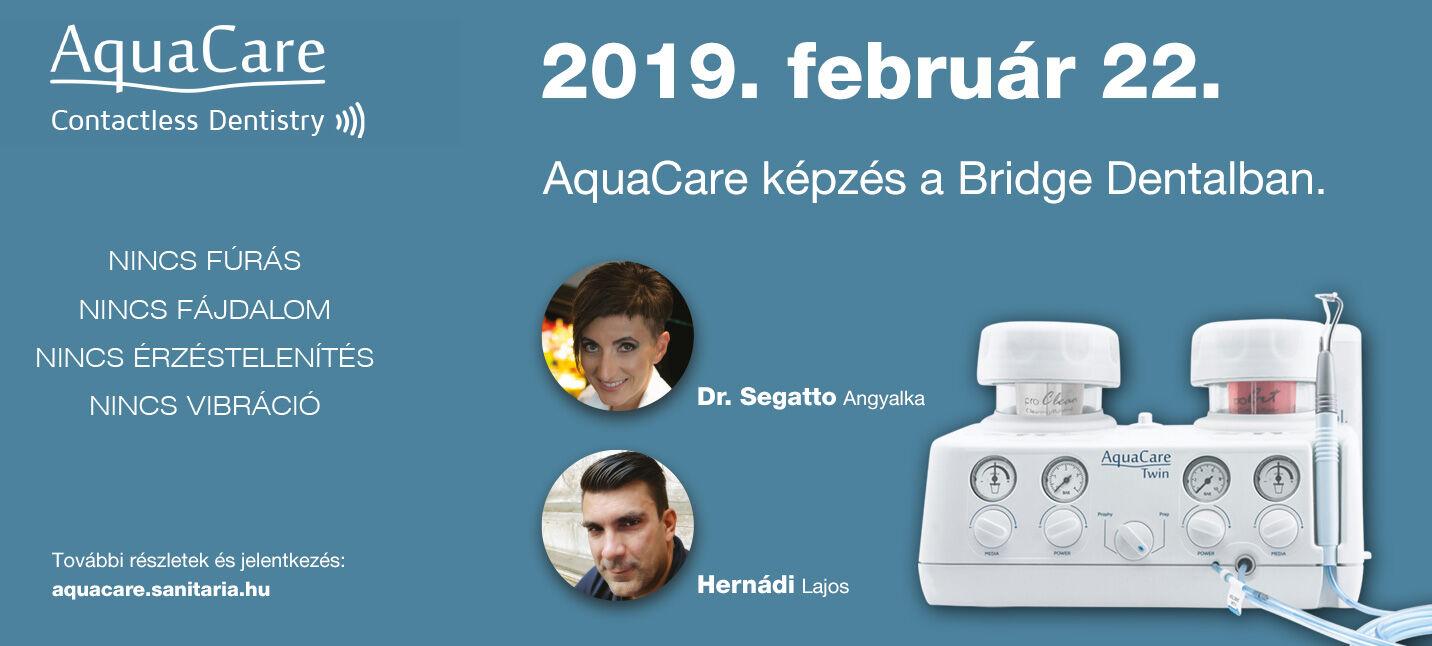 Aquacare képzés